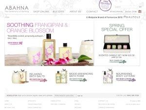 Abahna website