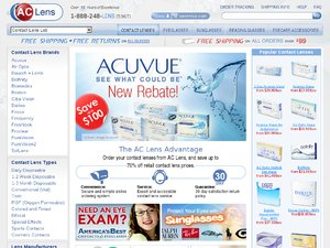 ACLens website