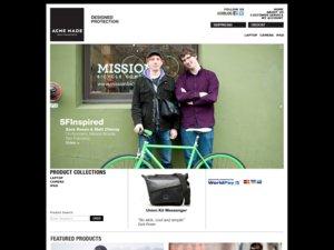 Acme Made website