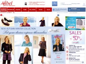 Afibel UK website