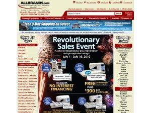 AllBrands.com website