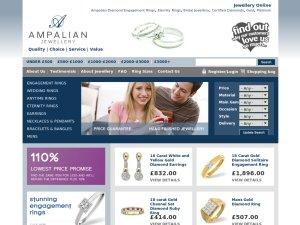 Ampalian website