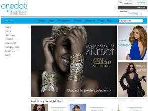 Anedoti website