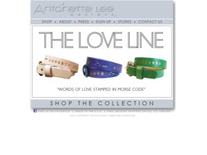 Antoinette Lee website