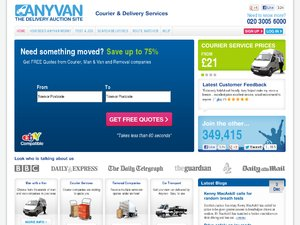 anyvan website