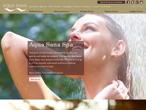Aqua Sana Discount Voucher Codes 2014 for www.aquasana.co.uk
