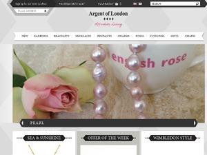 Argent of London website