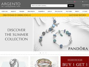 Argento website
