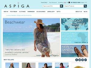 Aspiga website