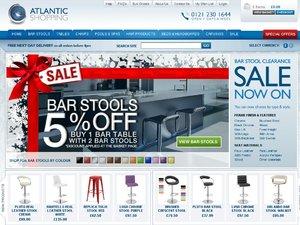 Atlantic Shopping website