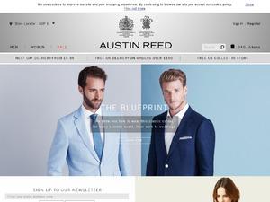 Austin Reed website