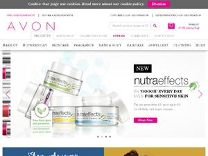 Avon website