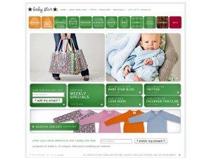 baby star website