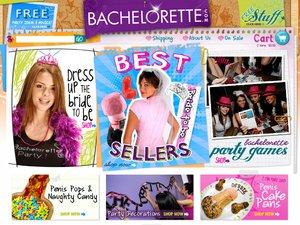 Bachelorette website