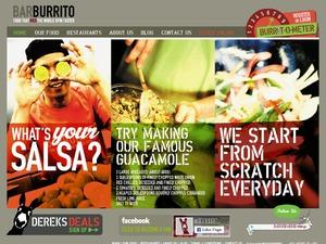 Barburrito website