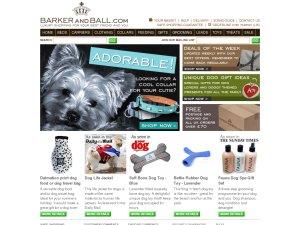 Barker and Ball website