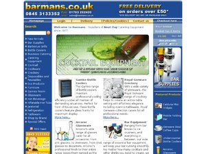 Barmans website