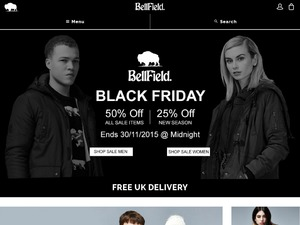 Bellfield website