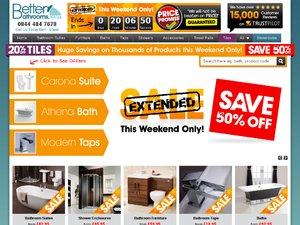 Better Bathrooms website
