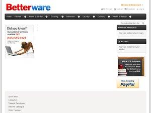 Betterware website