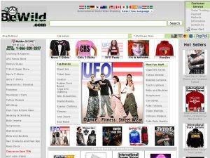 BeWild.Com  website