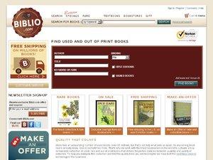 Biblio website