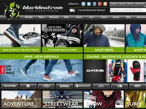 Blackleaf website