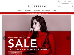 Bluebella website