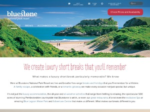 Bluestone website