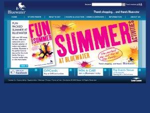 Bluewater website