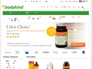 Bodykind website