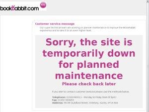 BookRabbit website