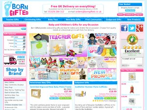 Born Gifted website