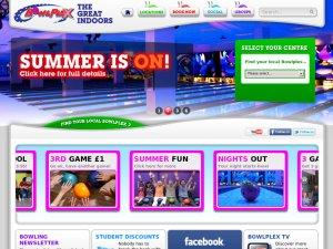 Bowl Plex website