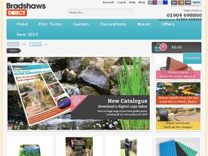 Bradshaws Direct website