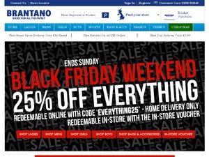 Brantano website