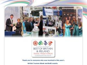 Best of Britain and Ireland website