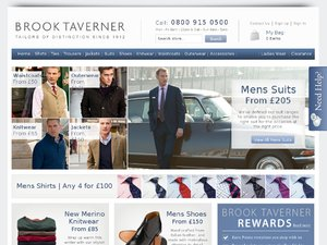 Brook Taverner website
