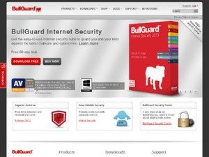 Bullguard.com website