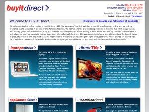 Buy It Direct website
