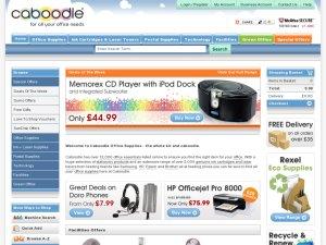 Caboodle website