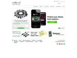 Callpod website
