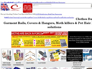 Caraselle Direct website