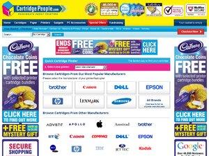 Cartridge People website
