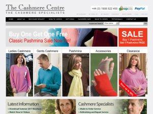 Cashmere Centre website
