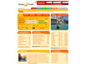 Cheap4Travel website