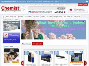 Chemist.net website