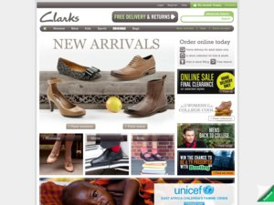 Full Price Clarks Shoes Voucher Code