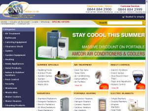 CNM Online website