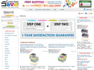 CompAndSave.com website